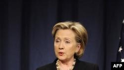 Клинтон - прес конференција во Женева