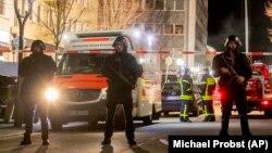 După atacul din Hanau, 20 februarie 2020