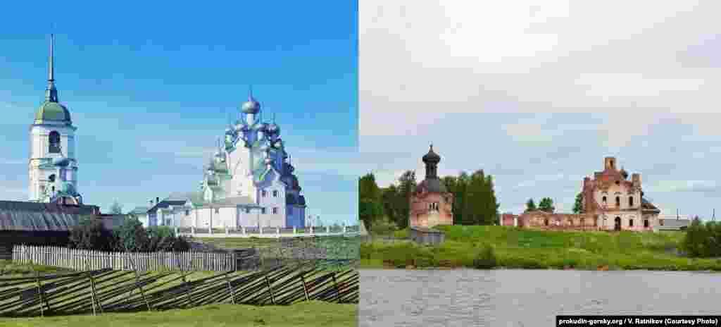Crkva, Ankhimovo, Rusija, 1909/2013.