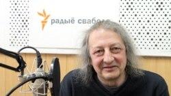 Максім Клімковіч чытае фрагмэнты свайго твора «Цень Анёла»