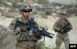 آرشیف، شماری از نیروهای امریکایی و ناتو در افغانستان