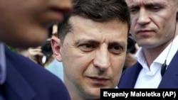 Украина президенти Володимир Зеленский