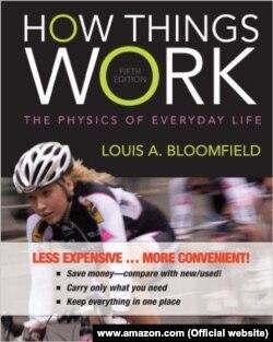 """Louis Bloomfield-in """"Bu necə işləyir"""" kitabının üz qabığı."""