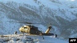 عملیات نیروهای ترکیه در مناطق کوهستانی عراق. (عکس از AFP )