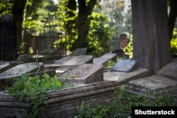 Старыя габрэйскія могілкі ў Ліепаі