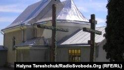 Церква Св. Миколая, в якій служив отець Ковч