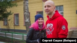 Марына і Вячаслаў Касінеравы, архіўнае фота 2017 году