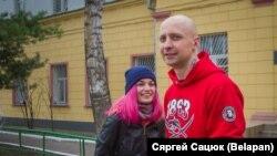 Марына і Вячаслаў Касінеравы, 2017 год