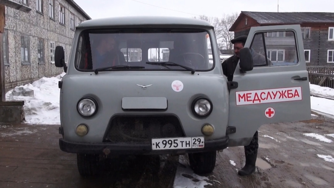 Супер-пупер медобслуживание вяликой путинской расеи: как работает единственный врач архангельского поселка