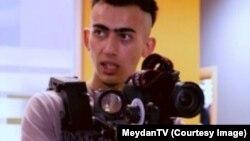 19 летний журналист Ширин Аббасов
