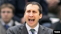 Дэвид Блатт - главный тренер мужской сборной России по баскетболу