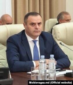 Vadim Ceban, președintele Consiliului de Administrație SA Moldovagaz