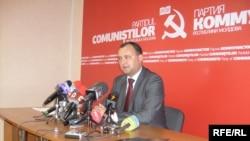 Igor Dodon, ministrul economiei