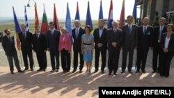 Од самитот на ЈИЕ во Виминациум, Србија