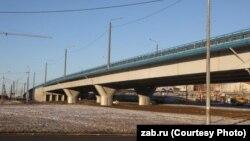 Каштакская развязка в Чите