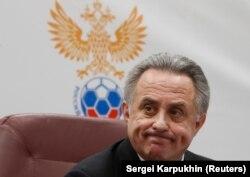 Вице-премьер Виталий Мутко стал символом допинговых проблем российского спорта