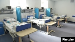 Բժշկական կենտրոն Երևանում, արխիվ