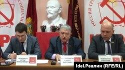 Артем Прокофьев, Хафиз Миргалимов, Александр Комисаров (сулдан уңга)