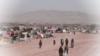 شمار آوارگان ناشی از خشکسالی در افغانستان از آوارگان جنگ بیشتر است