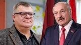 Віктар Бабарыка і Аляксандар Лукашэнка