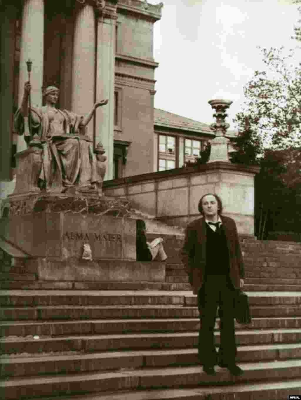Бродский в Нью-Йорке. Учитель поэзии #2