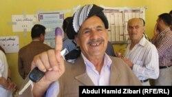 Iraq – Kurdish elections, Irbil, 21Sep2013