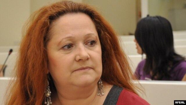 Ljiljana Zurovac.
