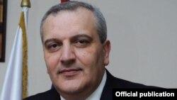 Посол Армении в Грузии Рубен Садоян (архив)