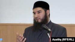 """Хәдичә"" мәчете имам-хатибы Руслан-Абдулла хәзрәт"