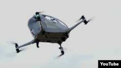 Elektrik mühərriki ilə çalışan dronları artıq şəhərdən kənarda - səhrada sınaqdan keçirilərkən görənlər olub.