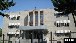 Здание прокуратуры Согдийской области