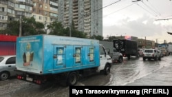 Проспект Победы, Симферополь, 13 июня 2019 года