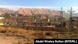 محطة كهرباء دهوك