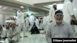 Haxhi, në Mekë