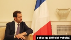 Ministri i Brendshëm i Francës, Christophe Castaner, tashmë i shkarkuar.
