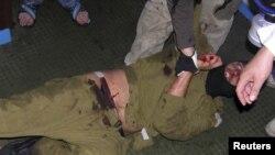 Схватка израильского спецназа с пропалестинскими активистами