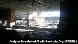 Донецький аеропорт під час ротації Романа Гребенюка, фото з його архіву