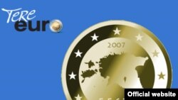 Эскиз эстонской монеты евро