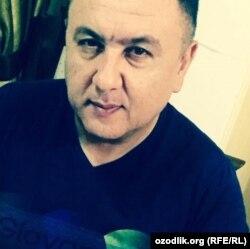 Kinorejissyor Rustam Sagdiev