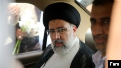 Iranian presidential candidate Ebrahim Raisi