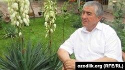 Yozuvchi Nurillo Otaxonov