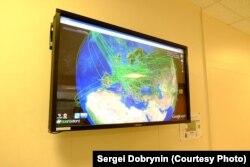 Визуализация работы системы GRID в режиме реального времени