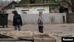Діти на Донбасі, ілюстративне фото