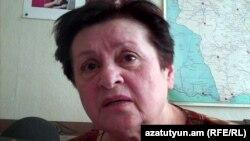 Председатель общественной организации «Мать солдата» Грета Мирзоян