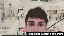 INSTAGRAM: shokirshavkatov