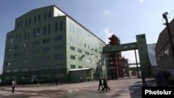 Ахурянский сахарный завод