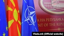 Македонија, НАТО, ЕУ