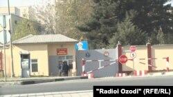 Госпитали марказии ҳарбии Тоҷикистон