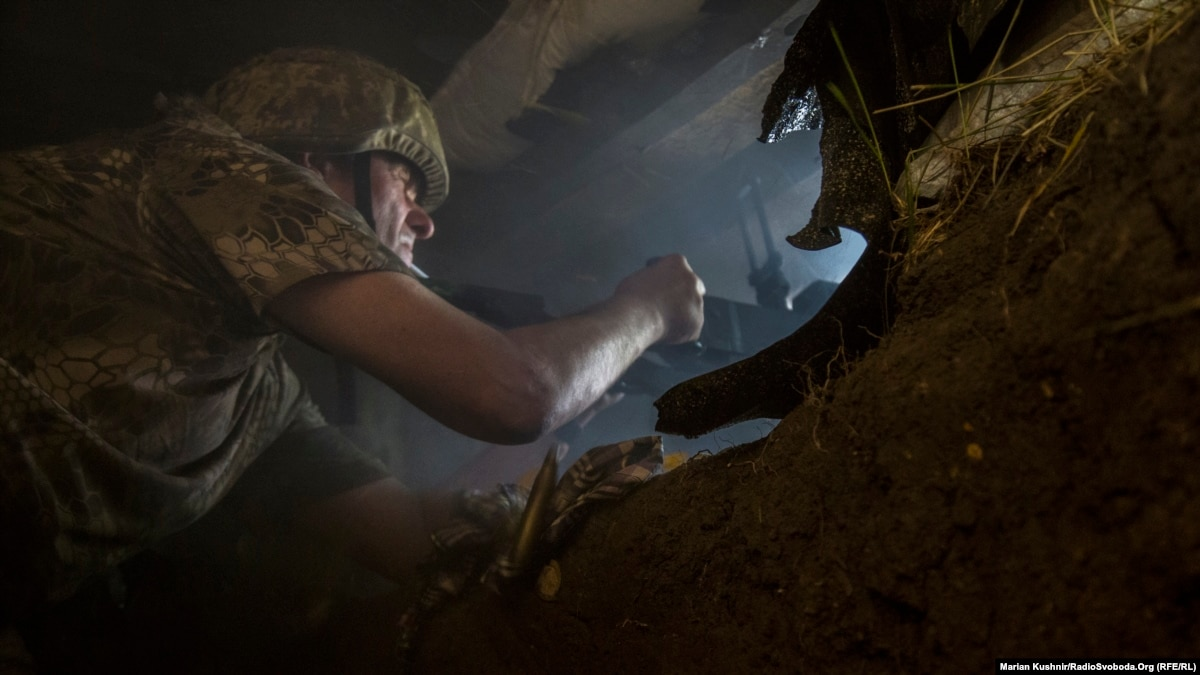 Боевики открывали огонь из гранатометов, пулеметов и стрелкового оружия – штаб ООС