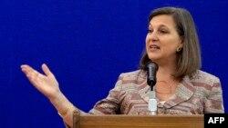 Помощник госсекретаря США по делам Европы и Евразии Виктория Нуланд.